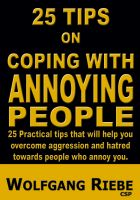 Cover for '25 Ways of Coping with Annoying People'