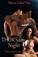 Cover for 'Thor'sday Night - Paranormal Erotica'