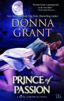 Cover for 'Prince of Passion (Royal Chronicles #4)'