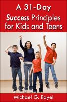 Cover for 'A 31-Day Success Principles for Kids and Teens'