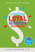 Cover for 'Creating Loyal Profitable Customers'