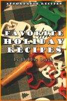Cover for 'Favorite Holiday Recipes'