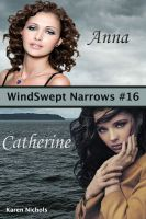 Cover for 'WindSwept Narrows: #16  Anna Carson & Catherine Jenkins'