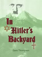 Cover for 'In Hitler's Backyard'