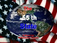 Cover for 'The 55th State'