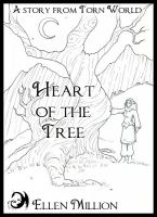 Cover for 'Heart of the Tree'