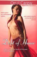 Cover for 'Debt of Honor (Sexy Sheikh Romance)'