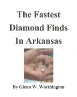 Cover for 'The Fastest Diamond Finds in Arkansas'