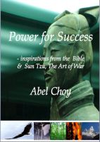 Cover for 'Power for Success - inspirations from the Bible & Sun Tzu, the Art of War'