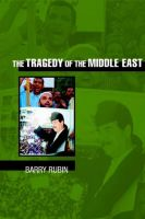 Cover for 'The Tragedy of the Middle East'