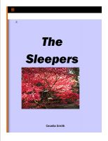 Cover for 'The Sleepers'