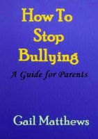 Cover for 'How To Stop Bullying'