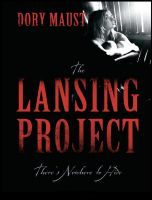 Cover for 'The Lansing Project: Nowhere to Hide'