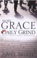 Cover for 'More Grace for the Daily Grind'