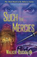 Cover for 'Such Thy Merices'