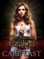 Cover for 'The Demon Ezekiel'