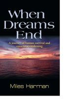 Cover for 'When Dreams End'