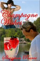 Cover for 'Champagne Wishes'