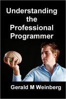 Cover for 'Understanding the Professional Programmer'