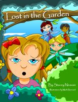 Cover for 'Lost in the Garden'