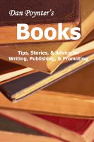 Cover for 'Books: Tips, Stories, & Advice on Writing, Publishing, & Promoting'