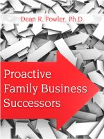 Cover for 'Proactive Family Business Successors'