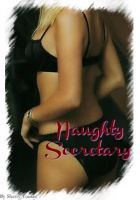 Cover for 'Naughty Secretary'