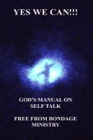 Cover for 'Yes We Can!!! God's Manual On Self Talk.'
