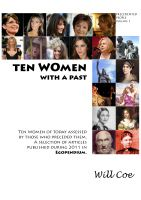 Cover for 'Ten Women with a Past'