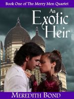 Cover for 'An Exotic Heir'