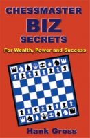 Cover for 'Chessmaster Biz Secrets'