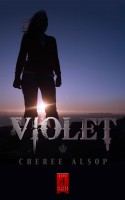 Cover for 'Violet (The Silver Series Book 4)'
