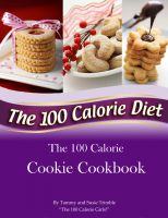 Cover for 'The 100 Calorie Cookie Cookbook'