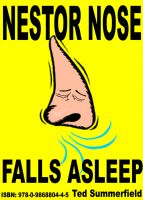 Cover for 'Nestor Nose Falls Asleep'