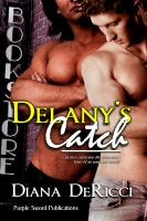 Cover for 'Delany's Catch'