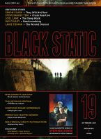 Cover for 'Black Static #19 Magazine'