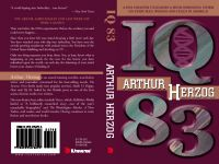 Cover for 'IQ 83'