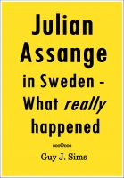 Cover for 'Julian Assange in Sweden'