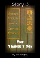 Cover for 'Story 13:  The Trader's Son'
