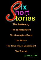Cover for 'Six Short Stories'