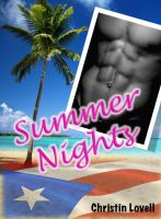 Cover for 'Summer Nights'
