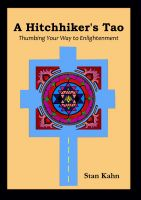 Cover for 'A Hitchhiker's Tao; Thumbing Your Way to Enlightenment'