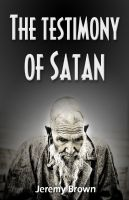 Cover for 'The Testimony of Satan'