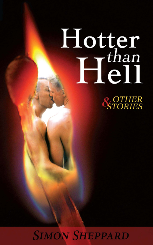 Simon Sheppard - Hotter Than Hell and Other Stories