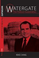 Cover for 'Watergate - The Political Assassination'