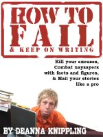 Cover for 'How to Fail & Keep on Writing'