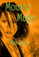 Cover for 'Monster Magic'