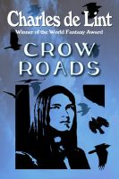 Cover for 'Crow Roads'
