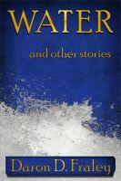 Cover for 'WATER and other stories'