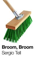 Cover for 'Broom, Broom (Fungus #1)'